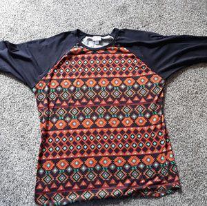Women's Lularoe 3/4 Sleeve